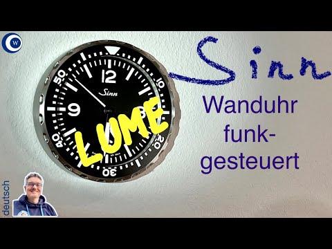 Sinn Wanduhr -