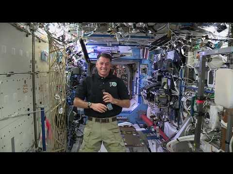 KSBJ's Interview with NASA Commander Shane Kimbrough