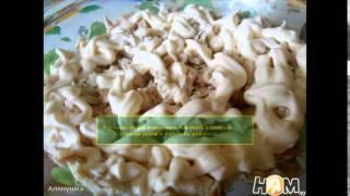 Салат с курицей и черносливом  Пошаговый рецепт с фото