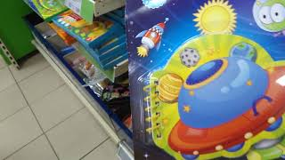 Обзор товаров в магазине FiXprice г. Богородицк  ул. Урицкого 25 от 14.04.2019г.