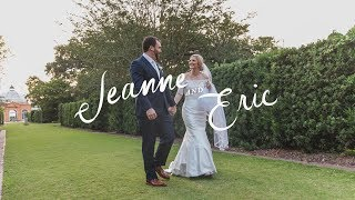 New Orleans City Park Emotional Wedding // Jeanne and Eric