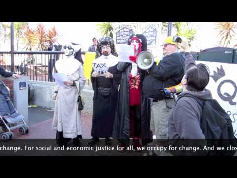Sisters of Perpetual Indulgence at Occupy The Castro