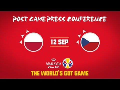 Poland v Czech Republic - Press Conference