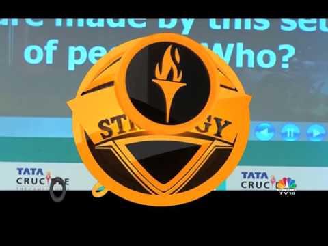 Tata Crucible The Campus Quiz 2017 Jamshedpur Final Part 2
