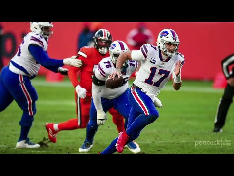 """""""Do They Have Their Guy or What!"""" Rich Eisen on Josh Allen and the Bills' AFC East Title 