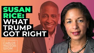 Meet the brains behind barack obama's foreign policy. carlos dives deep into international politics with former u.n. ambassador susan rice, who has surprisin...