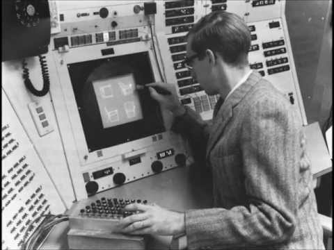 Ivan Sutherland in One Minute