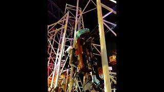 2 people ejected, 6 hurt in Florida rollercoaster accident