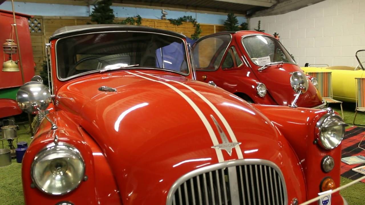 Bubble Car Museum Langrick Lincolnshire 2016 Youtube