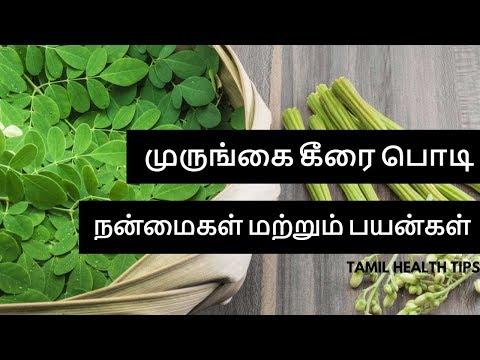 Murungai Keerai Podi Tamil I Murungai Keerai Payangal I முருங்கைக்கீரை பயன்கள்