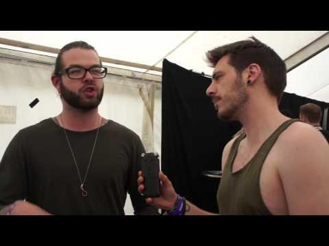 Bury Tomorrow Interview Download Festival 2016