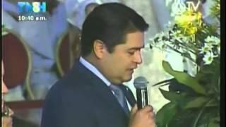 Mensaje del Presidente en la misa del 268 aniversario de hallazgo de la Virgen de Suyapa