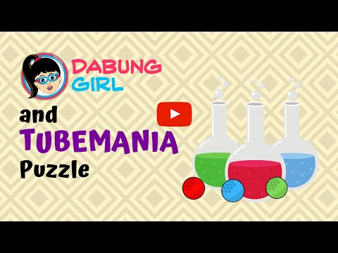 🤔 Can you transfer balls in the same order? | Tubemania Puzzle | Moving Balls Riddle