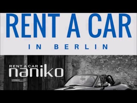 Rent a car in Berlin, Munich, Frankfurt, Germany
