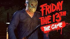 Friday The 13th The Game Deutsch Gameplay - Parkservice Jason