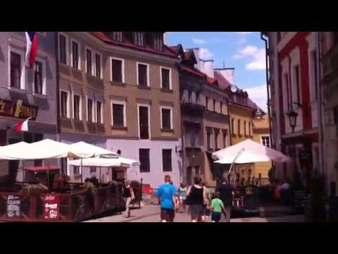 VLOG. Lublin miasto inspiracji. City of Lublin.