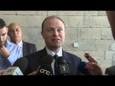 Joseph Muscat - James Caterers