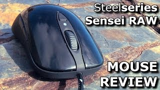 Steelseries Sensei Raw mouse review