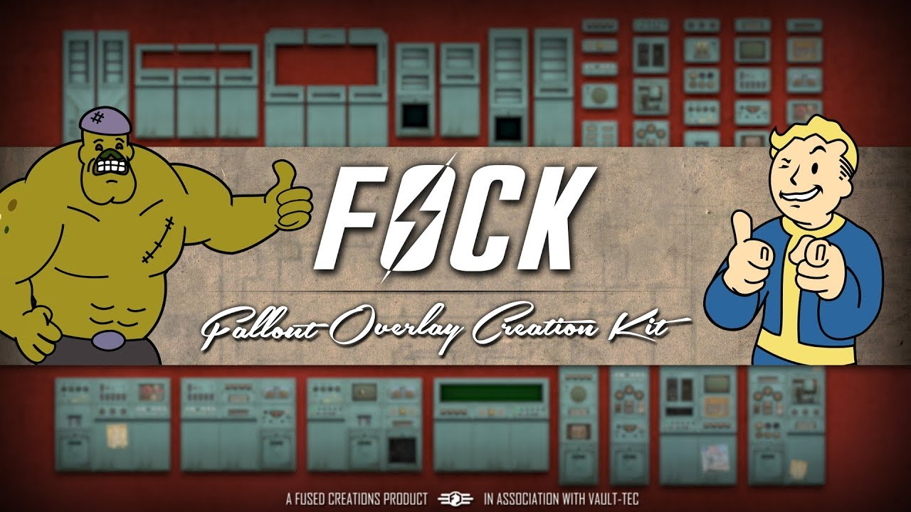The Fallout Overlay Creation Kit | Fused Creations