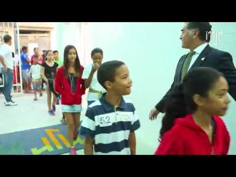 Início das atividades | Instituto Projeto Neymar Jr