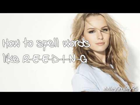 Bridgit Mendler - Blonde (with lyrics)
