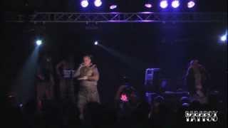 Stoka & Saba  Live @ Aquarius (ZG) - Crna Kronika