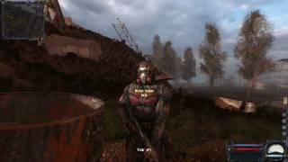 (HD) S.T.A.L.K.E.R. Clear Sky maxed out graphics settings DX10.1 + 4xAA
