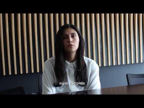María de los Ángeles Manríquez: Alumni UDD