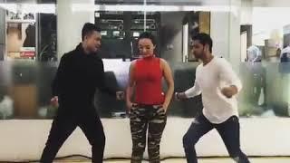 Video Zaskia Gotik Shakti Arora Dance Romantis download MP3, 3GP, MP4, WEBM, AVI, FLV Juli 2018