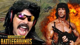 Doc gets TeamkiIIed and Funny Moments in PUBG!
