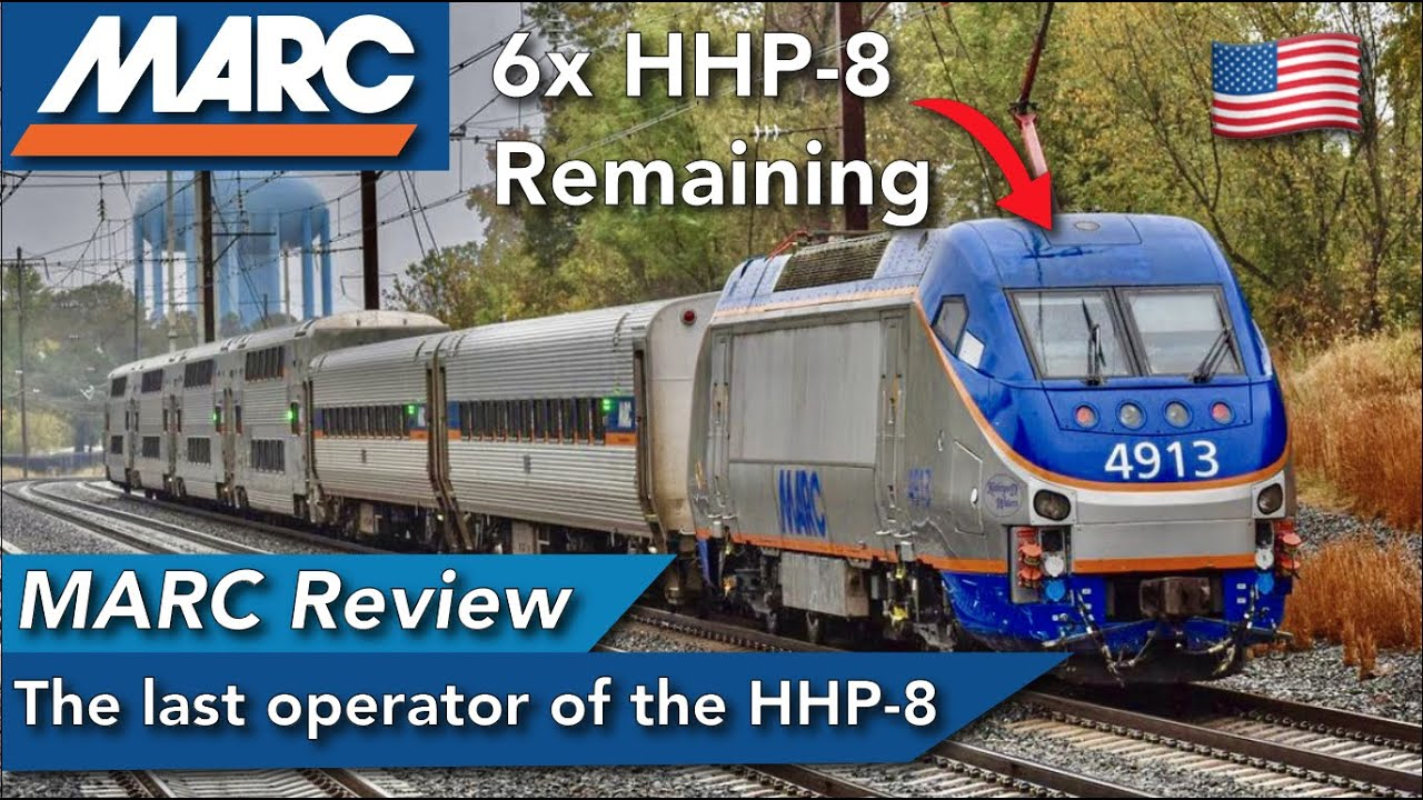 MARC Review : The last operator of the HHP-8 : EXCLUSIVE FOOTAGE