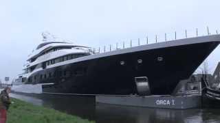 Superyacht Symphony Waddinxveen