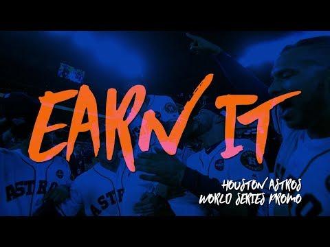 Houston Astros 2017 World Series Promo: Earn It (Mini-Movie) ᴴᴰ