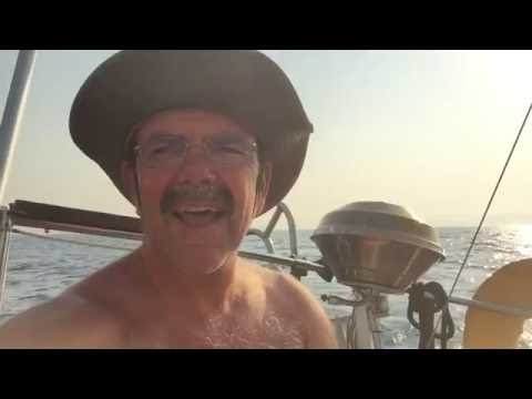 Solo Sail - Aegean Sea (Turkey to Greece)