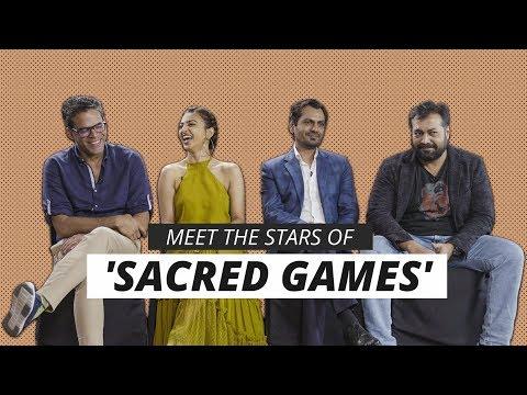 Sacred Games | Cast Reveals What's 'Sacred' About the New Netflix Original Series | Saif Ali Khan Mp3