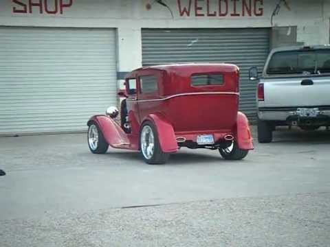 Reys 1930 ford model a 2 door sedan youtube for 1930 ford model a two door sedan