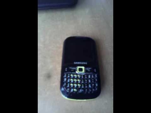 Samsung sgh-3210 inceliyoruz