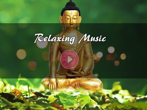 Buddhist Deep meditation music (w/ Mantra) Sanskrit