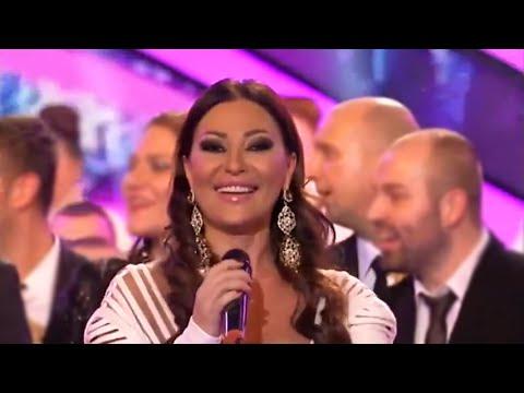 Ceca - Kad bi bio ranjen - Pinkovo narodno veselje - (Tv Pink 2015)