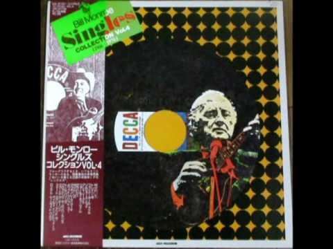 Bill Monroe Singles Collection Vol. 4 (1966-1970) [1981] - Bill Monroe