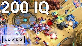 StarCraft 2: 200 IQ TERRANS! (INnoVation vs TY)