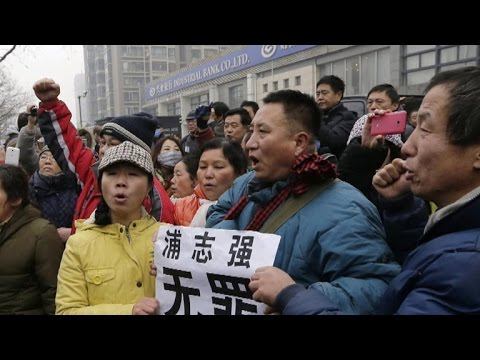 China Targets Critics With