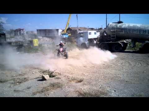 Haykakan Kvadrocikl,Sargsyan Mayisik 8 Tarekan