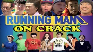 RUNNING MAN ON CRACK #2 (Russian ver.)