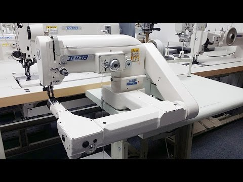 THOR GT40 FeedOffTheArm ZIG ZAG Walking Foot Sewing Machine Magnificent Walking Foot Zig Zag Sewing Machine