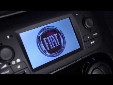 Fiat Fiorino & Qubo Navigation Unit Bluetooth Update