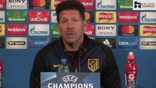 Simeone: Ask Griezmann about his own future