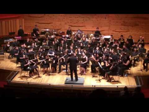Symphonic Wind Band and Chamber Music Camp Gala Concert