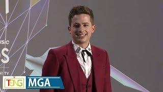 Charlie Puth(찰리 푸스) 2018 MGA AWARDS Red Carpet (We Don't Talk Anymore , MBC플러스, 지니뮤직 어워드) Video