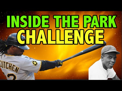 99 JACKIE ROBINSON CALLS OUT ANDREW MCCUTCHEN | MLB THE SHOW 16 INSIDE THE PARK HOMERUN CHALLENGE